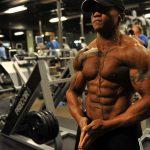 bodybuilder, weight, training