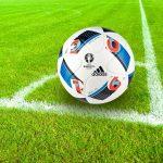 football, playing field, corner